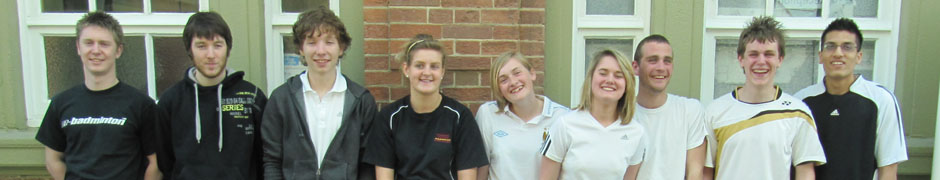 Bolton Badminton League Juniors 2010