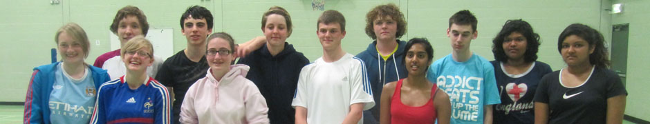 Bolton Badminton League Juniors 2011